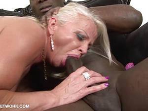 busty redhead anal roxette - Mature Drilled By Black Guys Hardcore Interracial Anal