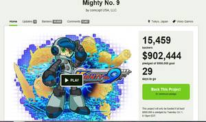 Mighty No. 9 Porn - Mighty No. 9 will be coming to Game Boy Color.
