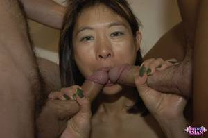 Amateur Threesome Asian - porn anus threesome action ...