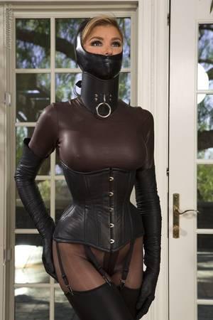 Porn leather bondage Leather
