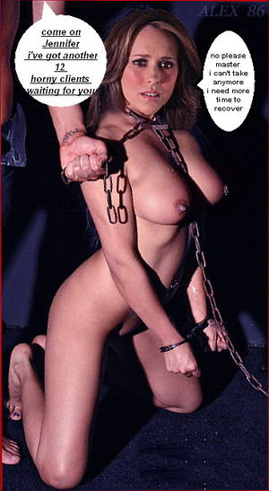 Bondage Sex Slave Porn - jennifer love hewitt bondage captions