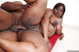 big plumpers anal - ... Black plumpers MzBooty and Manaje-a-star have rough anal groupsex ...
