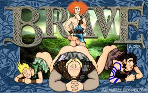 Brave Movie Porn - Brave: A Completely Different Story