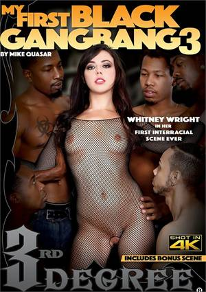 her black gangbang - My First Black Gang Bang 3