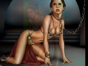 3d Star Wars Leia Porn - star wars episode 1 princess leia gets laid