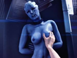 Mass Effect 3 Liara Porn 3d - Mass Effect Liara pov sex