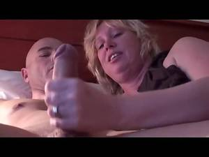 Fast And Furious Handjobs Porn - Wife and husband in bed together giving him a handjob VIP