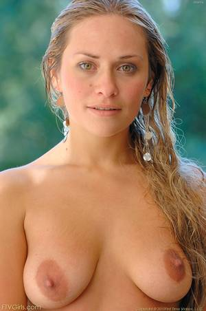 medium natural tits milfs - Marina shows off her sweet tits