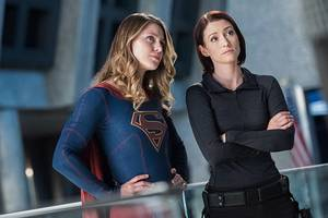 Chyler Leigh Supergirl Porn - Supergirl and Alex Danvers
