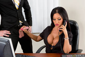 busty secretary blowjob - ... office naked Clover blowjob british naked Elicia Solis british brunette