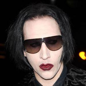 Marilyn Manson Porn - Marilyn Manson shaved a swastika into his new porn star girlfriend's pubic  hair.