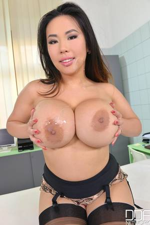 Asian Big Tits Nylons - asian with big tits