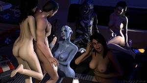 Mass Effect 3 Liara Porn 3d - Ashley Williams Kaidan Alenko Kasumi Goto Liara Tsoni Miranda Lawson And  Talizorah Nar Rayya Huggybear Mass Effect Hentai 3D Cgi
