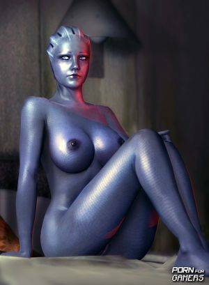 Mass Effect 3 Liara Porn 3d - Liara
