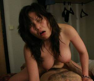 horny asian wife oops - Liz Honey Assholefever Movies