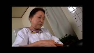 Japanese Granny Pussy Spread - Japanese Granny - BJD 01 (part 1)