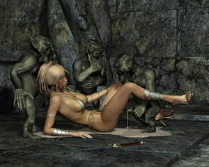 Elf Monster Porn - Alien conjointly elf sex all in the middle one place