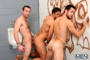 1950s Gay Porn Parody - COM » Str8 To Gay » Radar » Mike De Marko » Rocco Reed