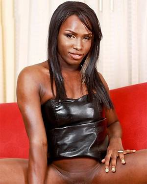 horny leather shemales - Shemale Ciara Dash in Leather