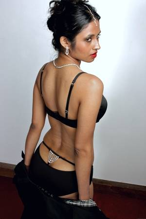 desi indian amateur - Indian Amateur Girl Meeta Western Lingerie