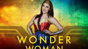 High Resolution Wonder Woman Reality - Wonder Woman VR Porn Cosplay starring Chanel Preston video