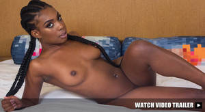 black butt tease - Sexy Black Girl w the Perfect Ass stars in this Amateur Porn POV Video