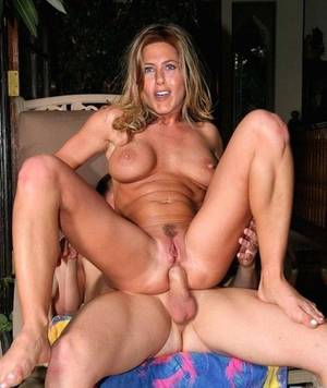 Jennifer Aniston Anal Cum - ... porn Jennifer Aniston anus fucked by two ...