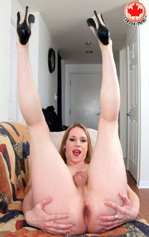 hung trap shemale - ... Hot and Sticky Amateur Tranny Cum; Big Dick Hung ...