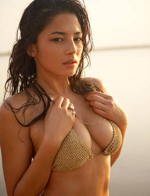 Half Asian Porn Star - She's a half-Asian so that may be a good reason why she's got such amazing  boobs. And that amazing rack has propelled Jessica to a higher tier of  model ...