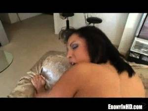 Big Tits Pussy Doggystyle - Black Chick With Big Tits Gets Her Pussy Pounded Doggystyle