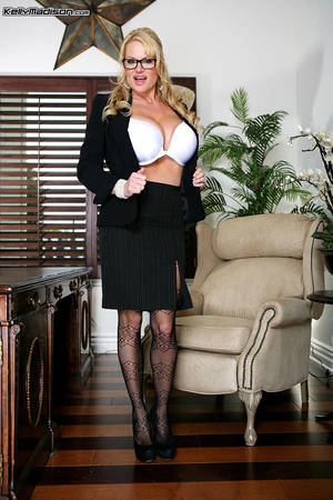 Kelly Madison Animated Porn - Free Stocking Porn Pics | Kelly Madison | Sexy MILF Boss With Big Tits In  Pantyhose And High Heels Fucks Colleague