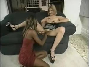 lesbian hermaphrodite orgy - Hermaphrodite Dyke Surpises Black Woman With Her Dick Clit