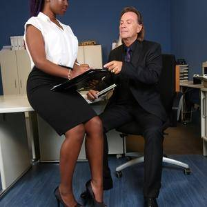 ebony sex office workers - Members only Sign up now