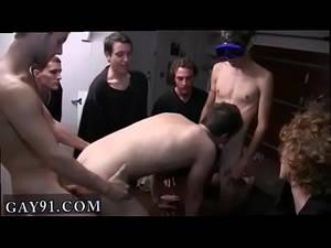Homemade gay college porn