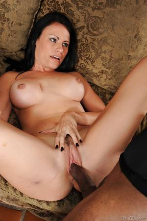 Ashli Ames Interracial Porn - ... Interracial fucking with a hardcore brunette Ashli Ames and BBC ...