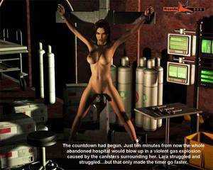 Croft bdsm lara Tomb Raider