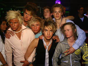 Fjortisar - Swede here. Here's a photo from one of our nightclubs. Enjoy.