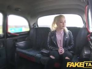 Blonde Taxi Porn - Fake Taxi Shy blonde teen with natural tits