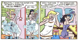 Archies Mysteries Porn Hot And Sexy - Twisted Impressions #11: Betty & Veronica