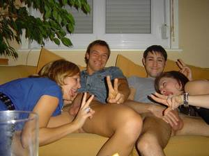 amateur homemade sex parties - Homemade porn - real amateur wild group sex party, swapped beautiful  girls... Original pic #1