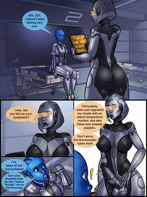 Mass Effect 3 Liara Porn 3d - Ass in Effect (Mass Effect)