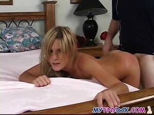Cute Blonde Fucked - Cute Blonde Fucks For The First Time On Camera