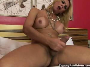 chubby asian shemale jerking off - Transexual jerk off video · «