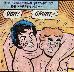 Archies Mysteries Porn Hot And Sexy - Archie Out of Context | Historical Homeroticism | Pinterest | Archie and  Funny comics