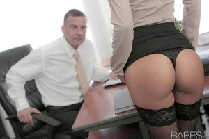 Babes Office Porn - Special Babes.com discount on Secretary Day