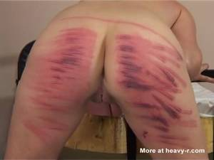 ass caning - Severe Ass Caning