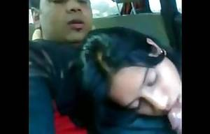 Blowjob Swallow Sex Videos - Desi girl giving blowjob in car to boyfriend