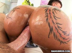 big white butts anal sex -