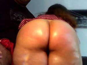 homemade black booty spanking - Spanking my big booty latina wife, thick, juicy, pink pussy. spanish ass