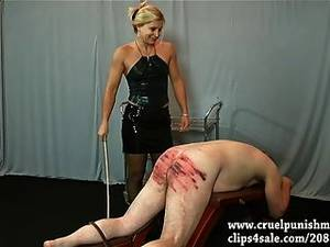ass caning - Cruel Punishments - Caning, Bastinado, Whipping